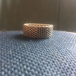 Tiffany & Co Somerset ring, 6.5